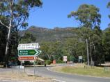 Halls Gap / Mount Victory Road / Intersection of Grampians Rd and Mt Victory Rd