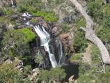 Halls Gap / MacKenzie Falls / View of MacKenzie Falls from lookout