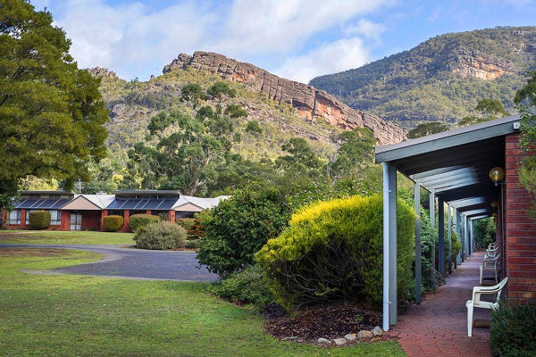 Pinnacle Holiday Lodge, Halls Gap