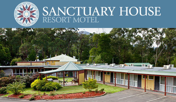 Sanctuary House Resort Motel, Healesville