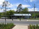 Heathcote / Shops and commercial centre, High Street / Heathcote Visitor Information Centre, corner High St and Barrack St