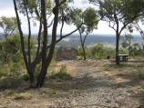 Heathcote / Viewing Rock, McIvor Range Reserve, Range Drive / View towards lookout