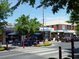 Horsham / Shops and commercial Centre, Firebrace Street and adjoining streets / Southern side of Roberts Av, west of Firebrace St