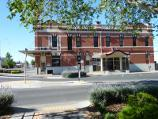 Horsham / Shops and commercial Centre, Firebrace Street and adjoining streets / Exchange Hotel, corner Firebrace St and Pynsent St
