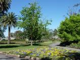 Horsham / Horsham Botanic Gardens / View from Crown Bed