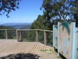 Kalorama / Kalorama Lookout, Mount Dandenong Tourist Road opposite Ridge Road / Information boards at lookout
