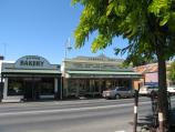 Kilmore / Shops and commercial centre, Sydney Street / Bakery and London Mart, Sydney Rd south of Union St
