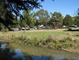 Kilmore / Hudson Park, Sydney Street between Bourke Street and Foote Street / View west across Kilmore Creek towards park