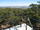 Kilmore / Monument Hill and Hume & Hovell Memorial Lookout Tower / View west from top of tower