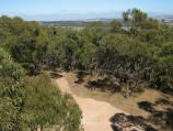 Kilmore / Monument Hill and Hume & Hovell Memorial Lookout Tower / View south-west from top of lookout tower