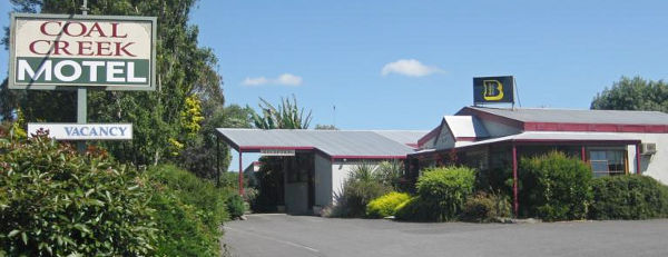 Coal Creek Motel, Korumburra