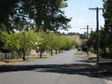 Kyneton / Around Kyneton / View west along Hutton St towards Powlett St