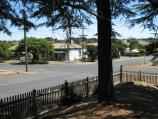 Kyneton / Around Kyneton / View west along Yaldwyn St at Powlett St
