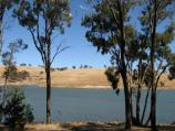 Kyneton / Lauriston Reservoir / View across reservoir