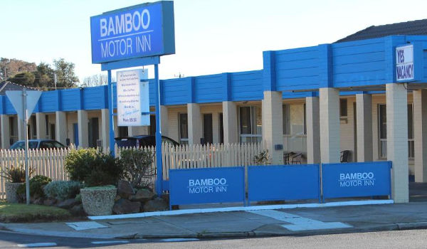 Bamboo Motor Inn, Lakes Entrance