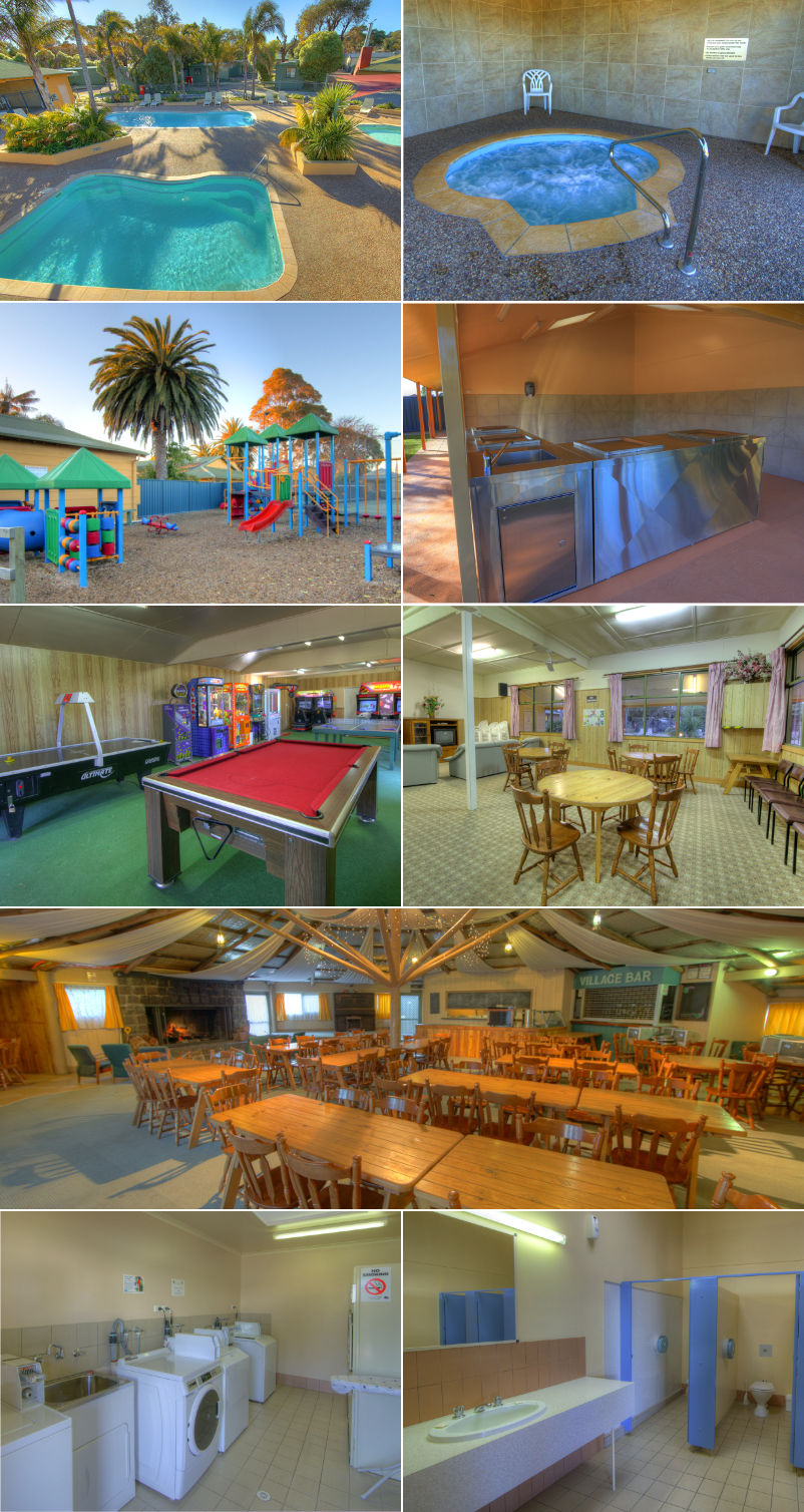 BIG4 Whiters Holiday Village - Grounds and facilities