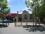 Leongatha / Commercial centre and shops / Mechanics Institute, McCartin St between Michael Pl and Peart St