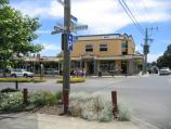 Leongatha / Commercial centre and shops / Shops corner McCartin St and Peart St