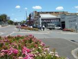 Lilydale / Shops and commercial centre, Main Street / View west along Main St at Castella St
