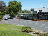 Lilydale / Shops and commercial centre, Main Street / View west along Main St at Clarke St