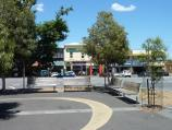 Lilydale / Shops and commercial centre, Main Street / View south across Main St from square on west side of Olinda Creek