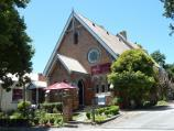 Lilydale / Castella Street / The Chapel (cafe and restaurant), east side of Castella St