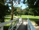 Lilydale / Lilydale Recreation Reserve, off Main Street and Chapel Street / Footbridge across Olinda Creek near Jones St