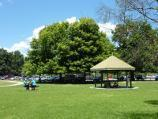 Lilydale / Melba Park, Castella Street / View through park towards playground