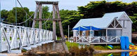 Swing Bridge Cafe & Boathouse, Lorne