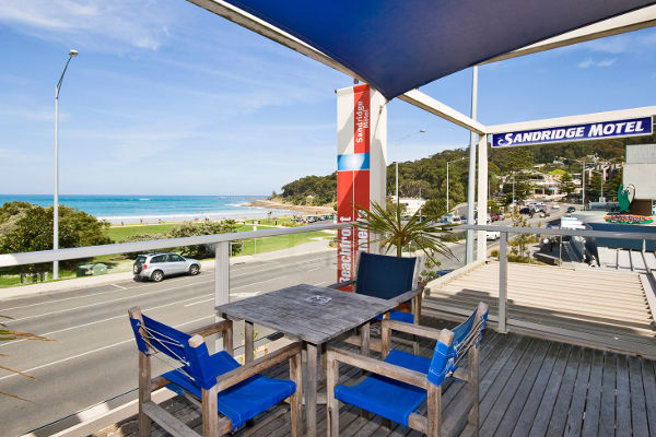 Sandridge Motel, Lorne