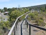 Maldon / Union Hill Gold Mine, corner Reef Street and Lowther Street / Walking track to mine lookout