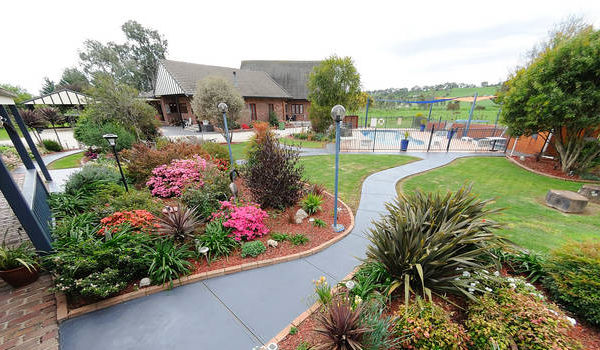 Greenvale Holiday Units, Mansfield