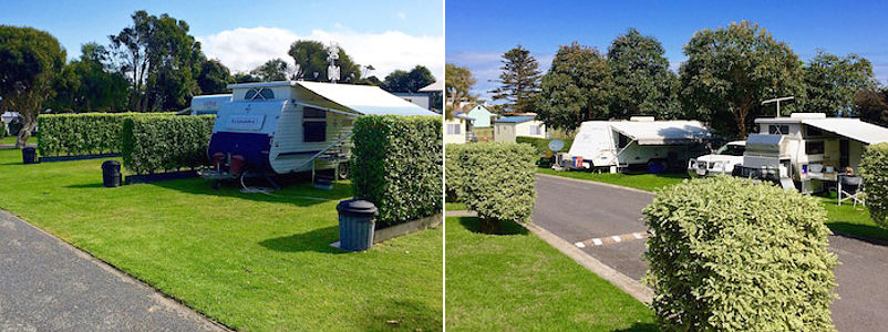 Marlo Caravan Park & Motel - The grounds and facilities