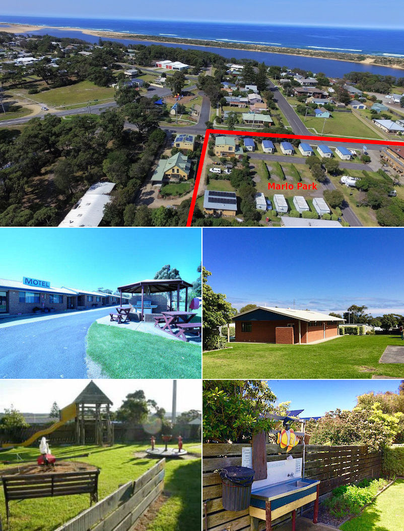 Marlo Caravan Park & Motel - Grounds and facilities