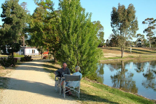 Maryborough Caravan Park, Maryborough