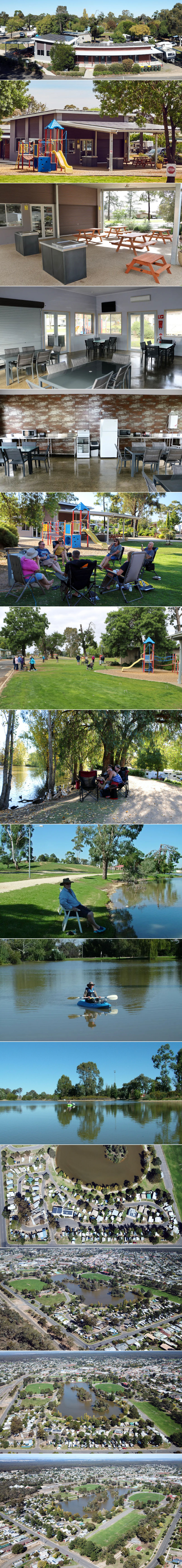 Maryborough Caravan Park - Grounds and facilities