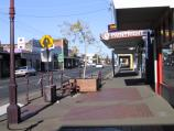 Maryborough / Commercial centre and shops / View south-west along High St between Inkerman and Nolan St