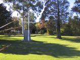 Maryborough / Phillips Gardens / Memorial cross