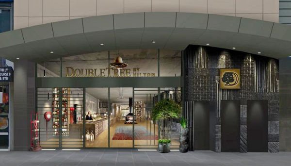 DoubleTree by Hilton Hotel Melbourne, Melbourne