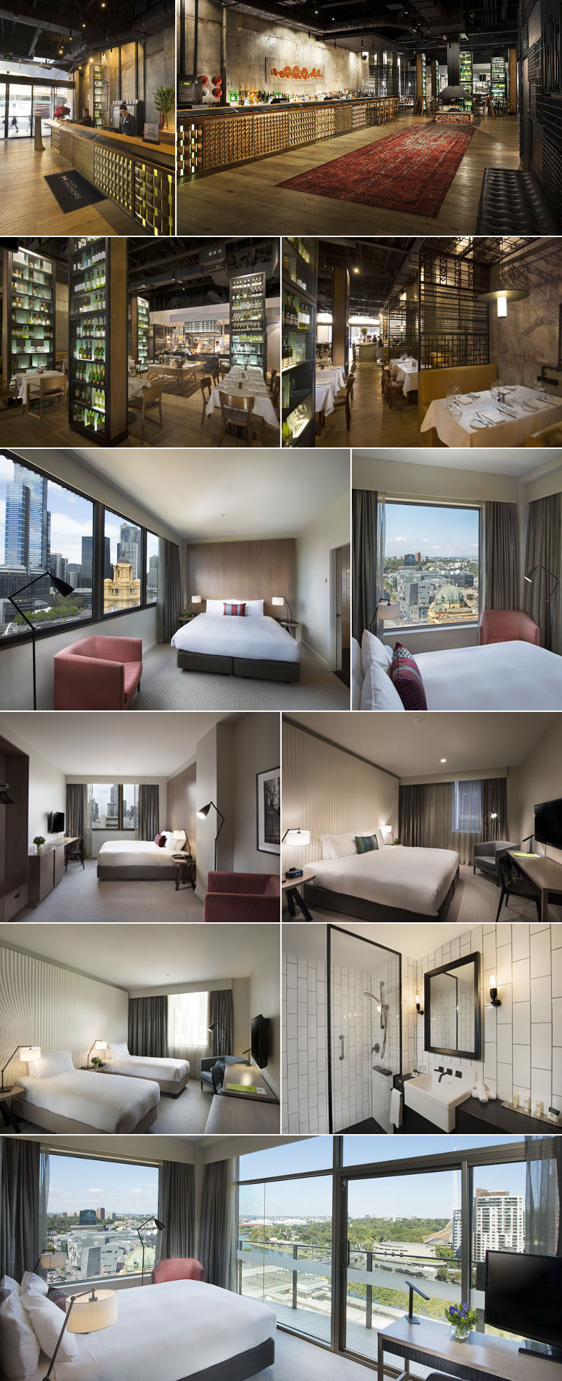 DoubleTree by Hilton Hotel Melbourne