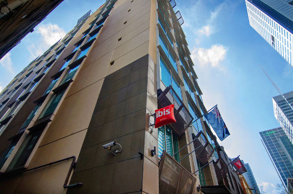 Ibis Hotel Little Bourke, Melbourne
