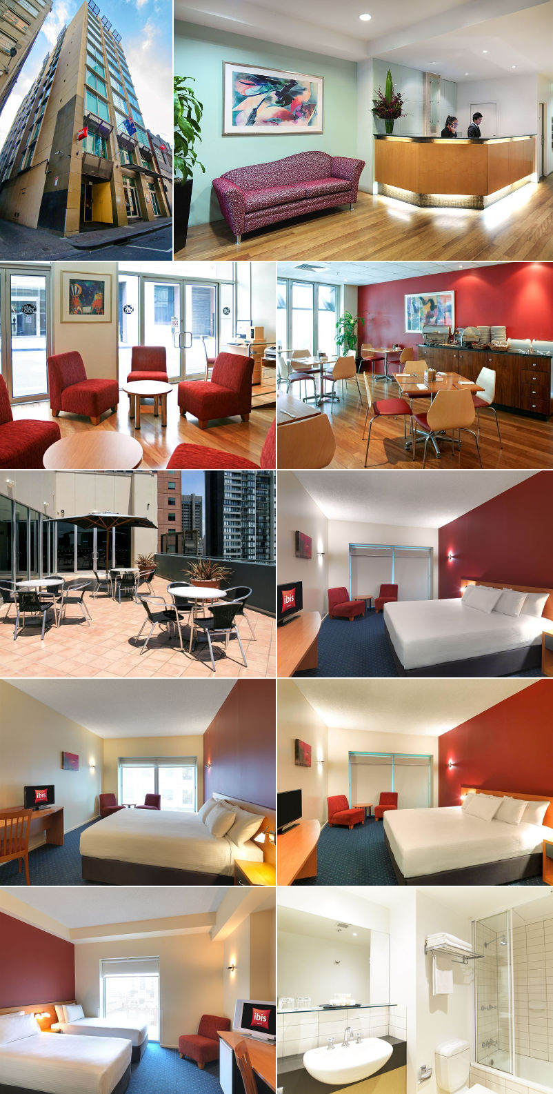 Ibis Hotel Little Bourke