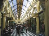 Melbourne / Bourke Street Mall / Royal Arcade