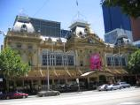 Melbourne / Spring Street / Princess Theatre, Spring St between Bourke St and Little Bourke St