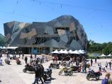 Melbourne / Federation Square / The Square and Yarra Building