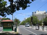 Melbourne / St Kilda Road / View south along St Kilda Rd towards Commercial Rd