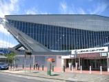Melbourne / Olympic Park sporting venues, south side of Olympic Boulevard / Westpac Centre, corner Olympic Bvd and Batman Av