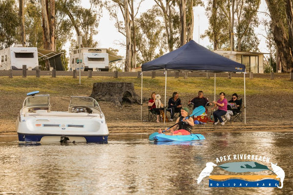Apex RiverBeach Holiday Park, Mildura