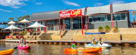 Dockside Marina Cafe, Mildura
