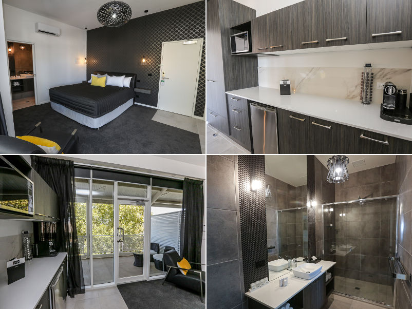 Indulge Apartments Mildura CBD - studio suites